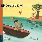 Papel CEREZA Y KIWI (SERIE PEQUELETRA)