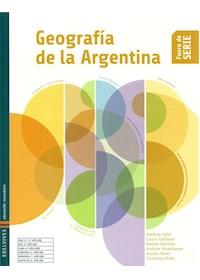 Papel Geografia De Argentina Fuera De Serie