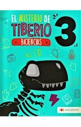 Papel BICIENCIAS 3 EDELVIVES EL MISTERIO DE TIBERIO (NOVEDAD 2018)