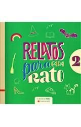 Papel RELATOS PARA CADA RATO 2 EDELVIVES EL MISTERIO DE TIBERIO (NOVEDAD 2018)