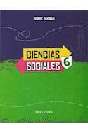 Papel CIENCIAS SOCIALES 6 EDELVIVES SOBRE RUEDAS NACION (NOVEDAD 2018)