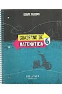 Papel CUADERNO DE MATEMATICA 6 EDELVIVES SOBRE RUEDAS (NOVEDAD 2018)