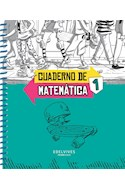 Papel CUADERNO DE MATEMATICA 1 EDELVIVES SOBRE RUEDAS (NOVEDAD 2019)