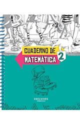 Papel CUADERNO DE MATEMATICA 2 EDELVIVES SOBRE RUEDAS (NOVEDAD 2019)