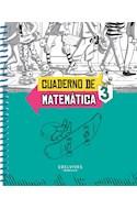 Papel CUADERNO DE MATEMATICA 3 EDELVIVES SOBRE RUEDAS (NOVEDAD 2019)