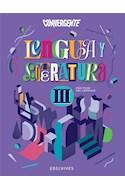 Papel LENGUA Y LITERATURA 3 EDELVIVES CONVERGENTE (NOVEDAD 2019)