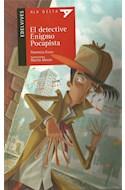 Papel DETECTIVE ENIGMO POCAPISTA (COLECCION ALA DELTA ROJA 50) (+5 AÑOS) (ILUSTRADO)