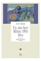 Papel UN AÑO - AYER MILTIN 1934 - DIEZ