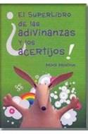 Papel SUPERLIBRO DE LAS ADIVINANZAS Y LOS ACERTIJOS