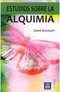 Papel ESTUDIOS SOBRE LA ALQUIMIA (RUSTICA)