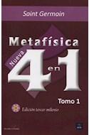 Papel NUEVA METAFISICA 4 EN 1 TOMO 1 (EDICION TERCER MILENIO) (RUSTICA)