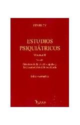 Papel ESTUDIOS PSIQUIATRICOS VOL.II TOMO 3 ESTRUCTURA DE LAS PSICO