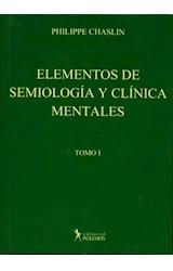 Papel ELEMENTOS DE SEMIOLOGIA Y CLINICA MENTALES TOMO 1