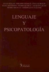 Libro Lenguaje Y Psicopatologia
