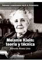 Papel MELANIE KLEIN: TEORIA Y TECNICA