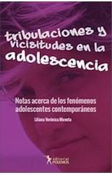 Papel TRIBULACIONES Y VICISITUDES EN LA ADOLESCENCIA