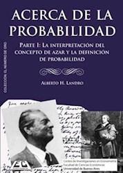 Libro I. Acerca De La Probabilidad