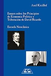 Libro Ensayos Sobre Los Principios De Economia Politica Y Tributacion