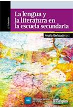 Papel LA LENGUA Y LA LITERATURA EN LA ESCUELA SECUNDARIA