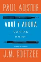Papel Aqui Y Ahora Cartas 2008-2011