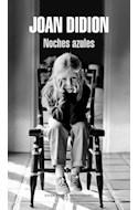 Papel NOCHES AZULES (COLECCION LITERATURA MONDADORI)
