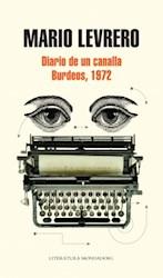 Libro Diario De Un Canalla / Burdeos  1972
