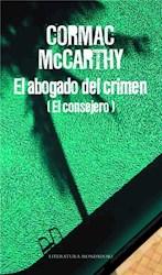 Libro El Abogado Del Crimen