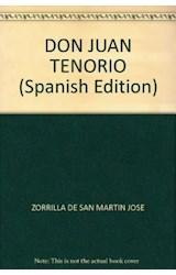 Papel DON JUAN TENORIO