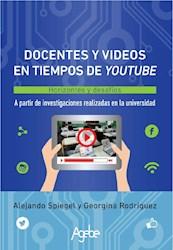 Libro Docentes Y Videos En Tiempos D Youtube