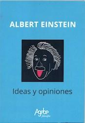 Libro Ideas Y Opiniones
