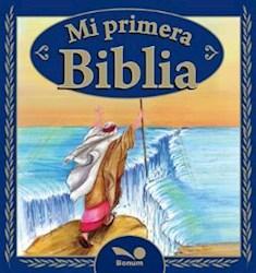 Papel Mi Primera Biblia Bonum