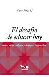 Papel EL DESAFIO DE EDUCAR HOY