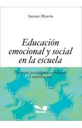 Papel EDUCACION EMOCIONAL Y SOCIAL EN LA ESCUELA