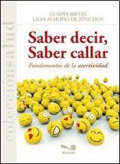 Libro Saber Decir  Saber Callar
