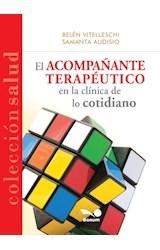Papel EL ACOMPAÑANTE TERAPEUTICO EN LA CLINICA DE LO COTIDIANO