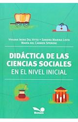 Papel DIDACTICA DE LAS CIENCIAS SOCIALES EN EL NIVEL INICIAL