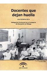 Papel DOCENTES QUE DEJAN HUELLAS