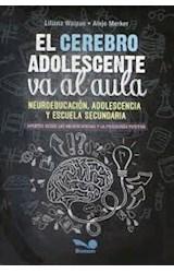 Papel EL CEREBRO ADOLESCENTE VA AL AULA