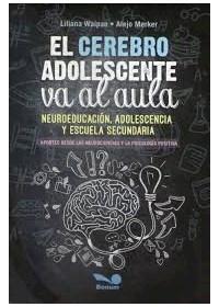 Papel Cerebro Adolescente Va Al Aula, El