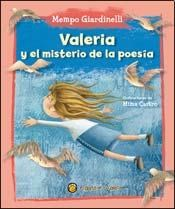 Libro Valeria Y El Misterio De La Poesia