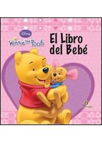 Papel El Libro Del Bebé - Winnie The Pooh - Rosa