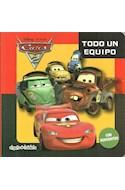 Papel TODO UN EQUIPO (DISNEY PIXAR CARS 2) (CARTONE)