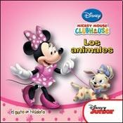 Papel ANIMALES [MICKEY MOUSE CLUB HOUSE] (COLECCION CARICIAS) (CARTONE)