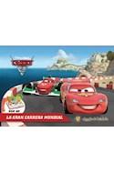 Papel GRAN CARRERA MUNDIAL (POP UP) (DISNEY PIXAR CARS 2) (CA  TONE)