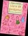 Papel Libro De Garabatos Para Chicas Imaginativas (Rosa)