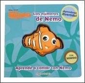 Papel NUMEROS DE NEMO APRENDE A CONTAR CON NEMO (DISNEY PIXAR  FINDING NEMO) (CARTONE)