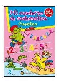 Papel Mi Cuaderno De Matematica - Cuentas