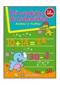 Papel Mi Cuaderno De Matematica - Sumas Y Restas