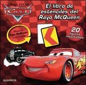 Papel LIBRO DE ESTENCILES DEL RAYO MCQUEEN (DISNEY PIXAR CARS  ) (CARTONE)