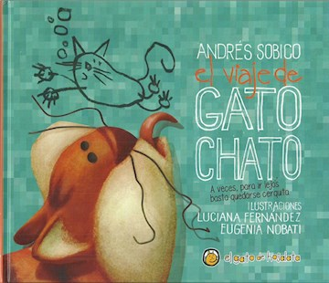 Papel El Viaje De Gato Chato